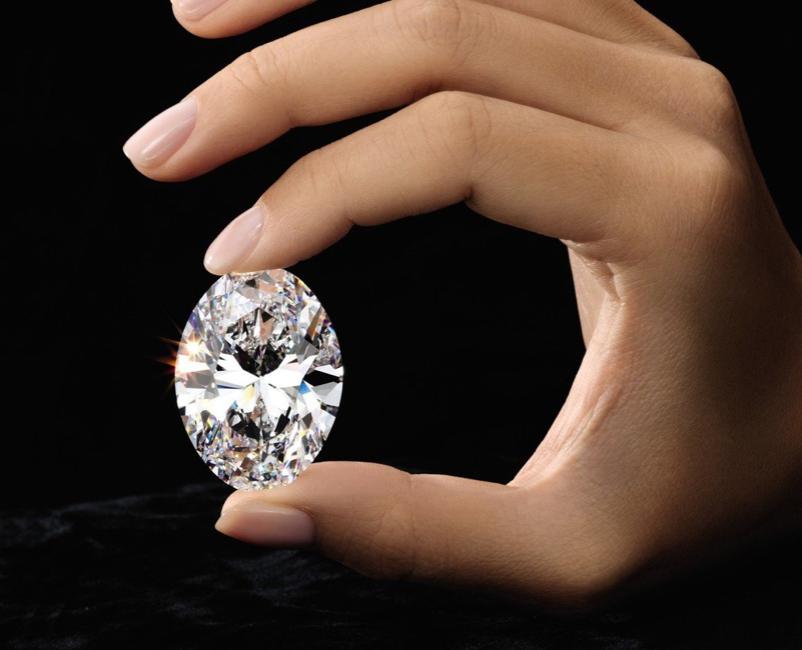 拍卖史上第二大88克拉钻石首次现身 4月苏富比开卖价格预估破亿