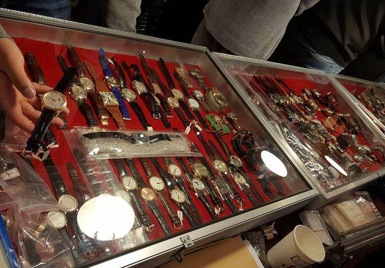 专家聊表:买表与练功的好所在——香港钟表联展