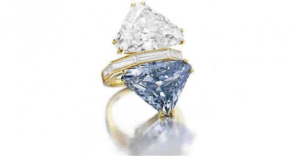 两种钻石一次拥有!宝格丽双色双钻戒打造双倍灿烂