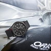 ORIS 飞行军表展现运动热忱