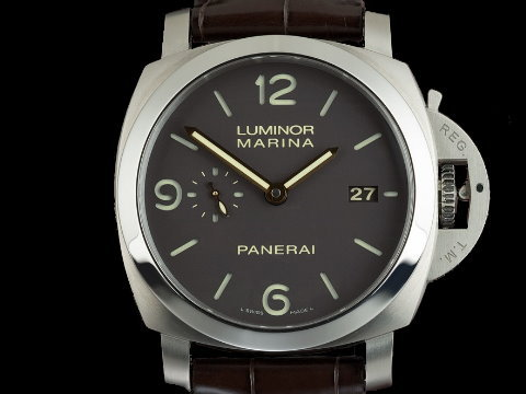 PANERAI 沛纳海 PAM351 PAM00351 钛金属 三日炼 44mm 全新品