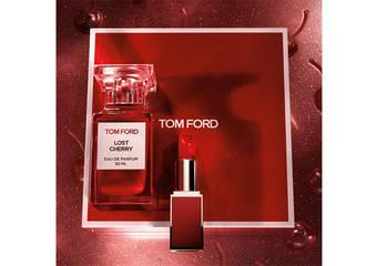 TOM FORD - 私人调香系列LOST CHERRY全球限定版礼盒 母亲节档期 限量现身台湾