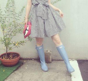 梅雨季来临前准备好就对了!雨天也能可爱度过的雨鞋推荐特集
