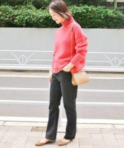冬天粉红色高雅穿搭介绍♡ 日系女子必学的华丽特集
