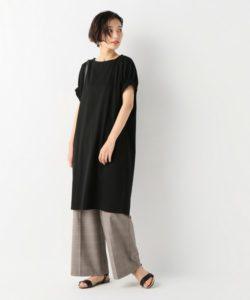黑色连身洋装是夏天穿搭好伙伴! 一件单品就能完成的日系时尚穿搭介绍
