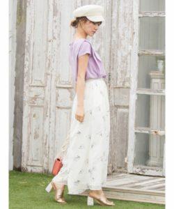 2018年夏季大受瞩目的薰衣草紫色单品 日系穿搭15选介绍