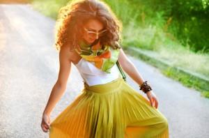 日本时尚流行趋势!能打造出最适合夏天氛围的3种下身单品