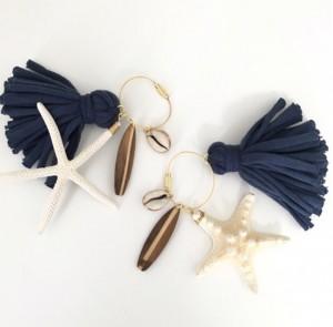 今年夏天必备海洋风饰品!4大日本人气品牌的沁凉时尚