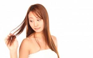轻松拥有健康秀发! 只用热水洗就可以!?