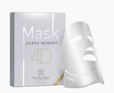 不说别的就教你选择最佳新品,修身堂紧致4D记忆面膜新品上市
