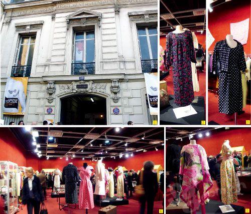 穿古董衣与巴黎分享记忆,这些奢侈品都认识吗