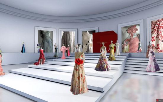 不同季节你知道怎么穿搭吗,建在互联网上的博物馆:Valentino