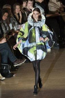 时装设计师将大力宣传生物多样性丧失 联合国时装展