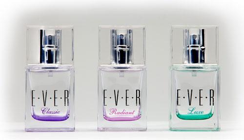 Romane,Professional香水系列:Ever、Vida和Jet
