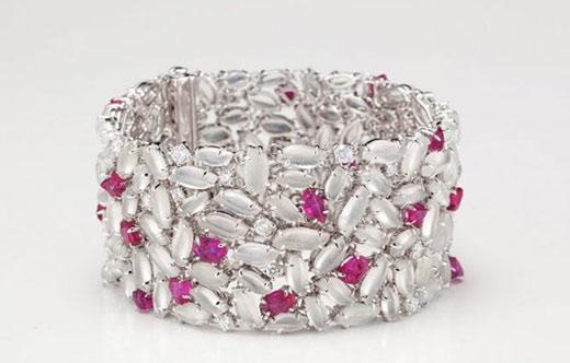JADE发布红宝石冰种翡翠系列 富御RICH