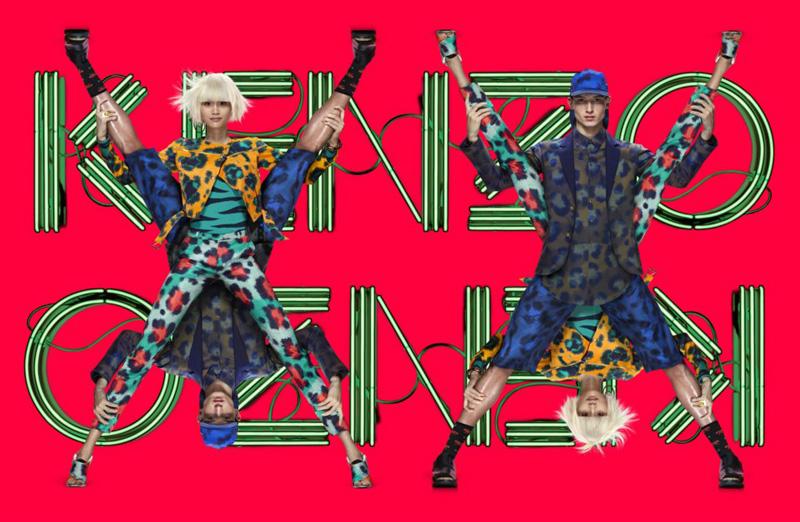 2013春夏「X」系列广告大片