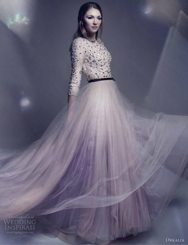 2013新款婚纱礼服系列 Orkalia