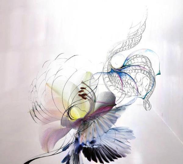 Nature」高级珠宝系列 戴比尔斯「Imaginary