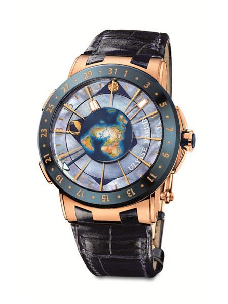 Nardin(雅典)天文腕表正式展出 Ulysse