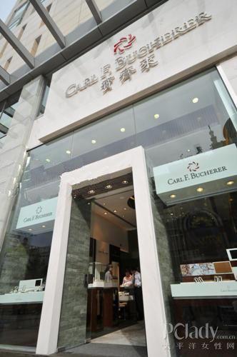 瑞士名表宝齐莱新店落户北京新东安商场,全球品牌推荐选择