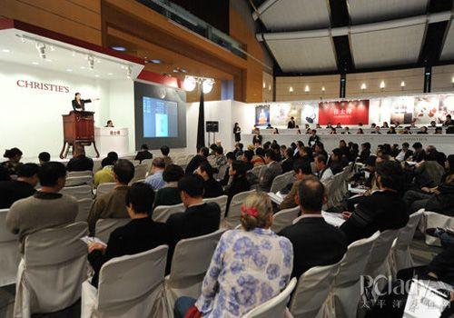 最近都出了哪些经典款,香港佳士得名表秋拍共成交1.86亿港元