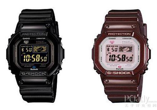 4S的智能手表 卡西欧推出支持iPhone
